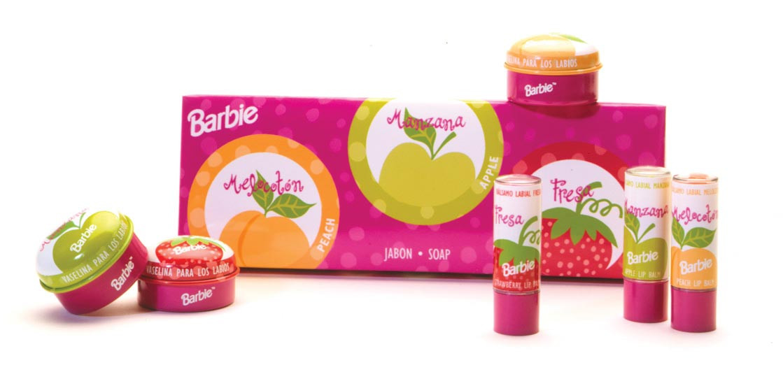 Barbie - Fruit Product Development Licensing