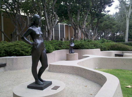 A Fresh Look at an Iconic Landscape: The Franklin D. Murphy Sculpture Garden at UCLA