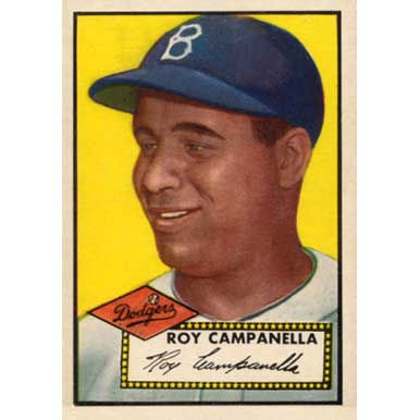 Roy Campanella   - 1952 Topps