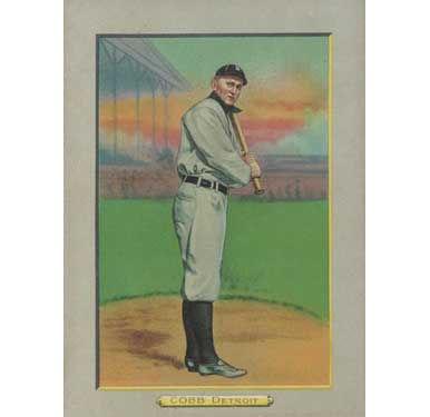 Ty Cobb - 1910 Tobacco T-3