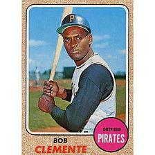 Bob Clemente - 1968 Topps