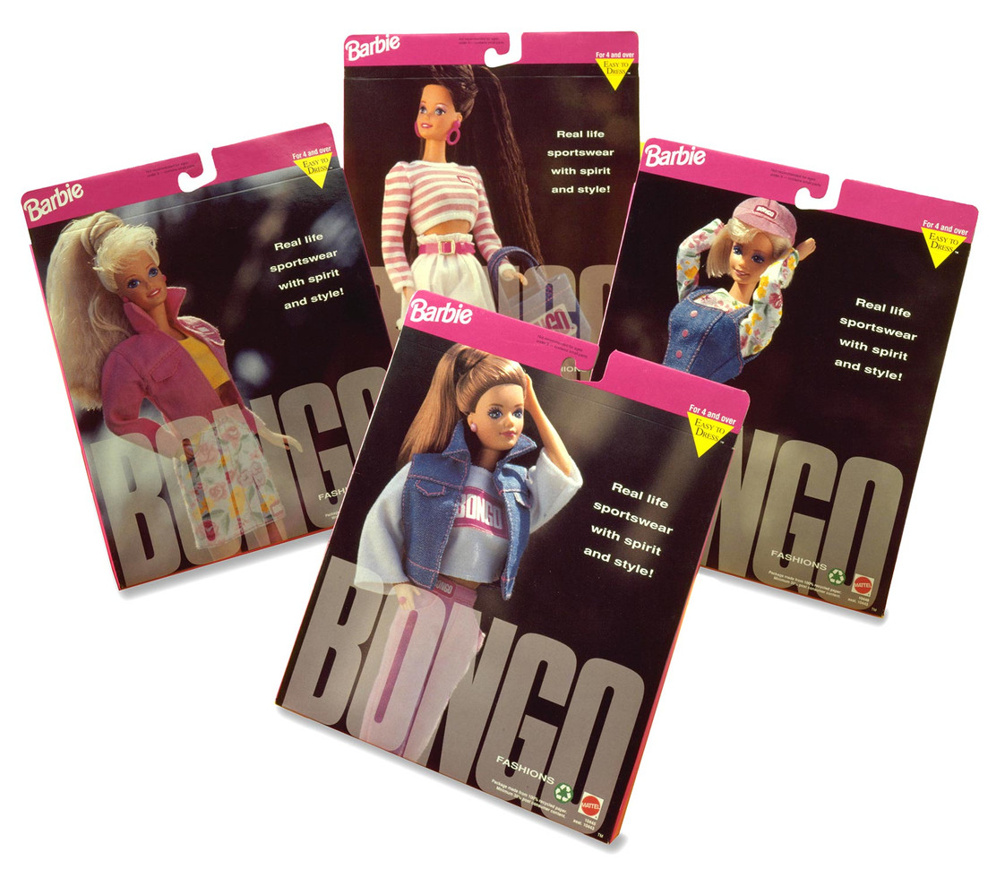 Barbie - Sustainable Fashion Packaging