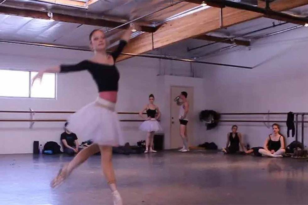 Behind the Scenes with Swan Lake 2012 - Episode 2