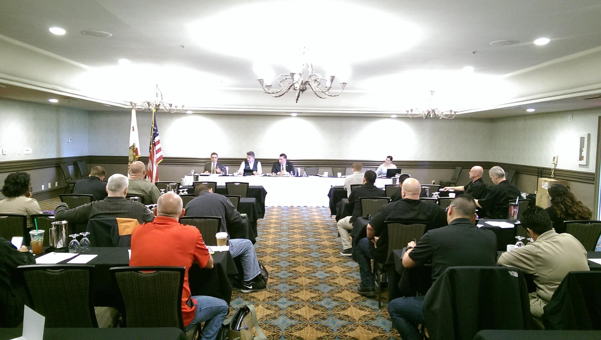 SCOPO Meeting May 2015