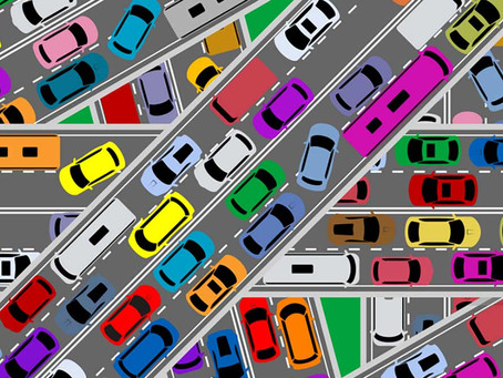 How One Person Can Fix a Traffic Jam