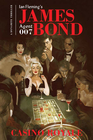 Review: James Bond Casino Royale Graphic Novel