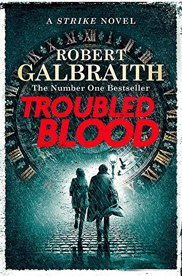 Review: Troubled Blood