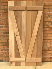 american shutter co handmade wooden shut