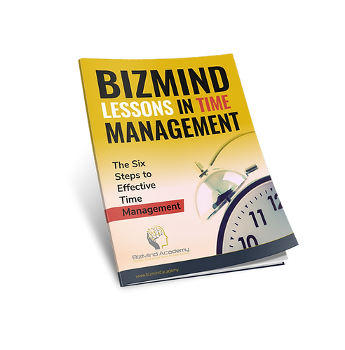 BizMind Lessons on Time Management - eBook