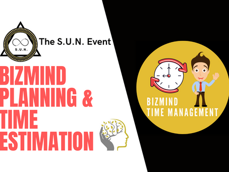 The S U N Event BizMind Planning & Time Estimation
