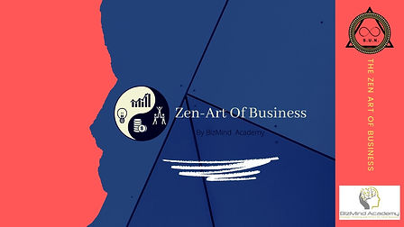The S.U.N. - Zen Art of Business - Cours