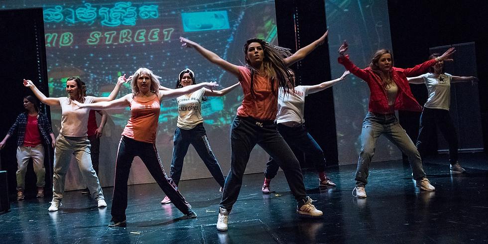 STREET DANCE ( AUTUMN TERM)