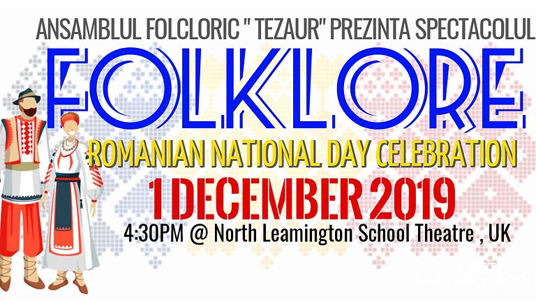 Folklore - Romanian National Day Celebration