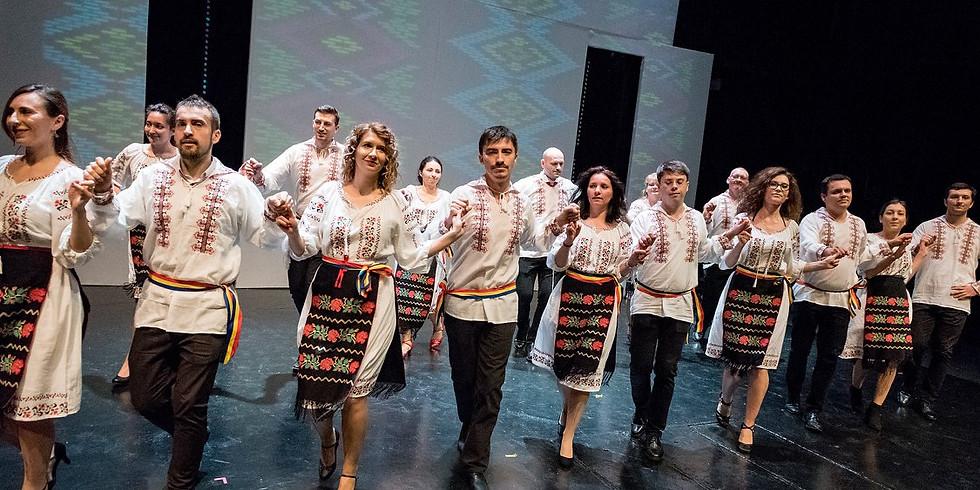 ROMANIAN DANCES ( AUTUMN TERM)