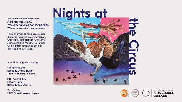 Nights at the Circus R&D