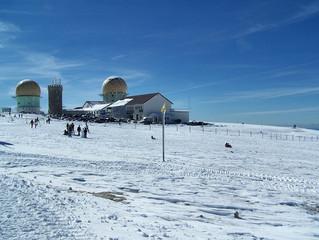 Zimní středisko Serra da Estrela