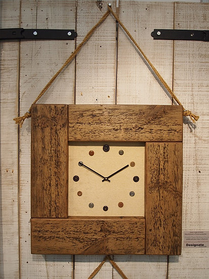 Puzzleteen Heart Clock