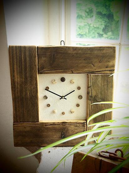 Mini Puzzle Clock