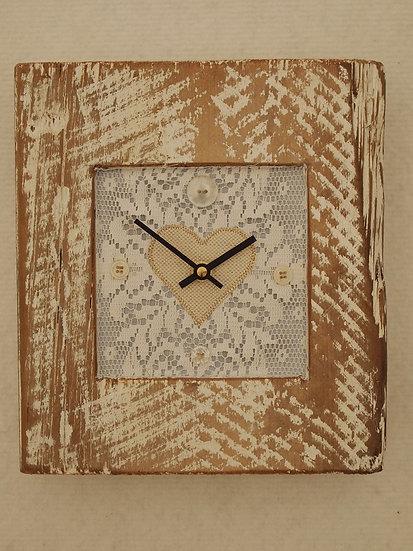 Wedding Mantle Clock