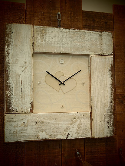Puzzleteen Wedding Clock