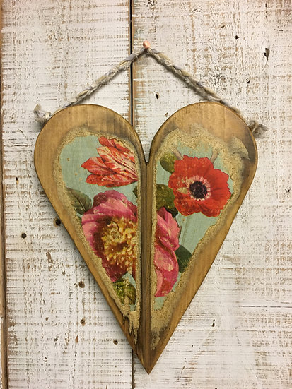 Mother's Day Heart Hanging