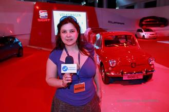 Targi Motor Show Poznań 2015 (9-12.05.2015)