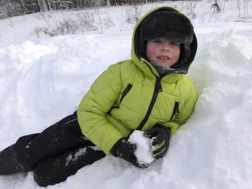 Красивая зима ❄ Лев Яковлев «МОРОЗ» ❄ Зимние развлечения ❄ Русская зима