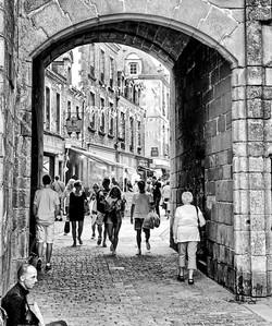 Guérande-Brittany-Aug15-BW