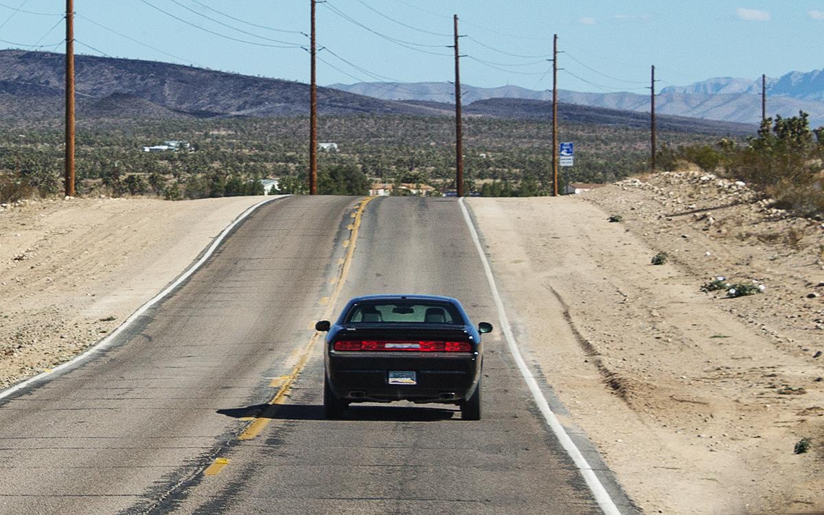 004 Open road