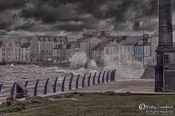 Seafront Under Threat