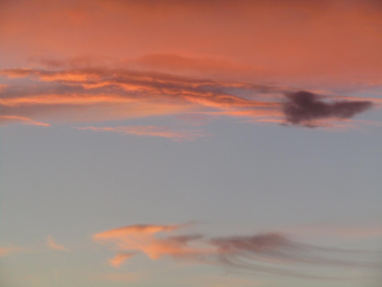 18 Sunset Sky