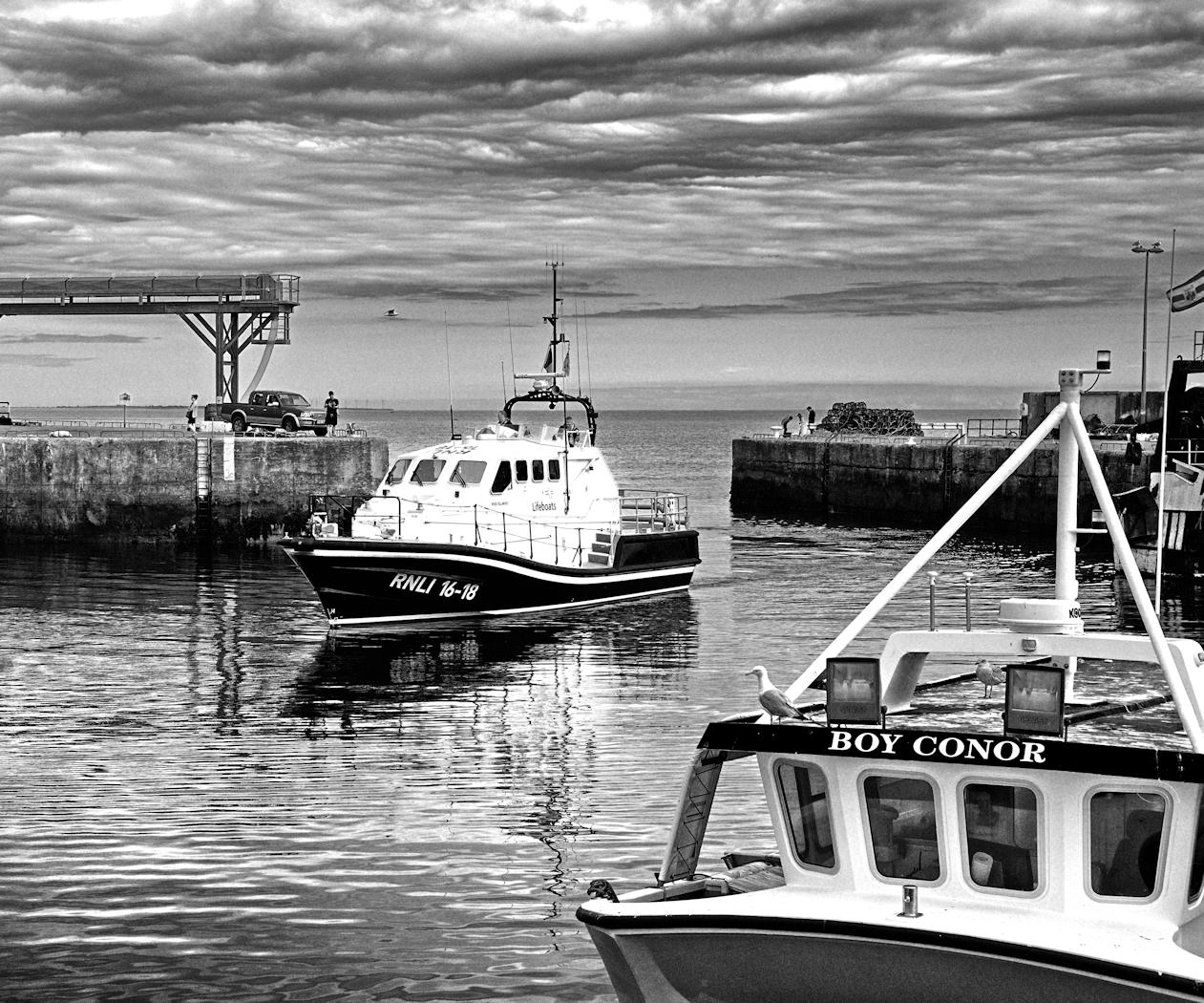 Kilmore Quay-Aug15-BW
