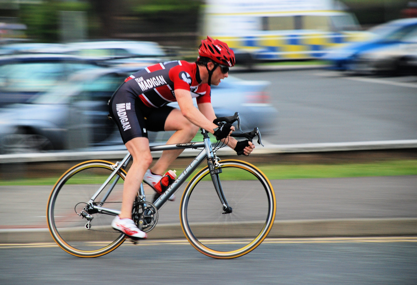 Bike racing in  Carrick-Jun07-11
