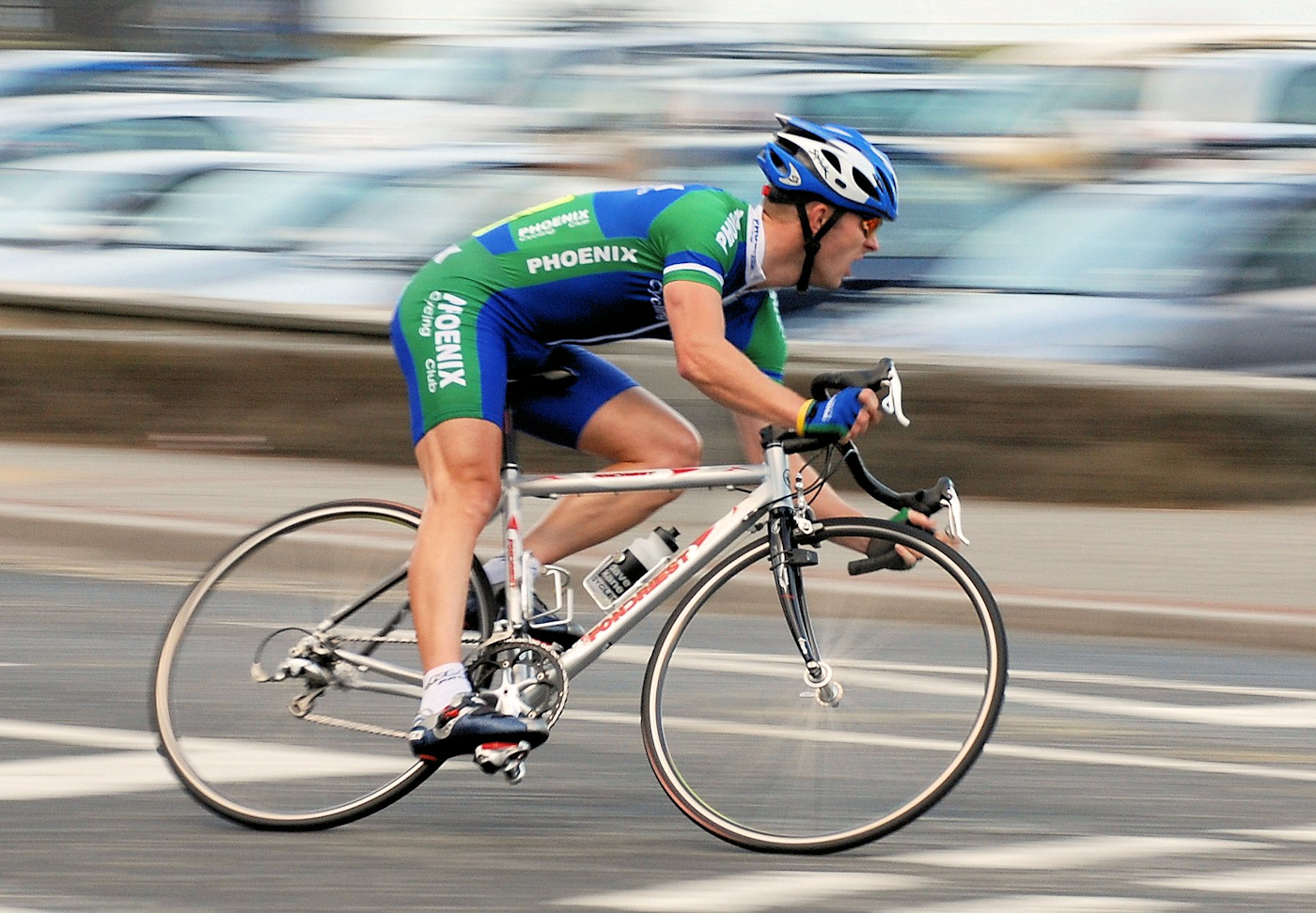 Bike racing in  Carrick-Jun07-13