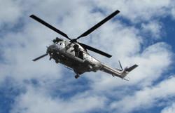 helo approach