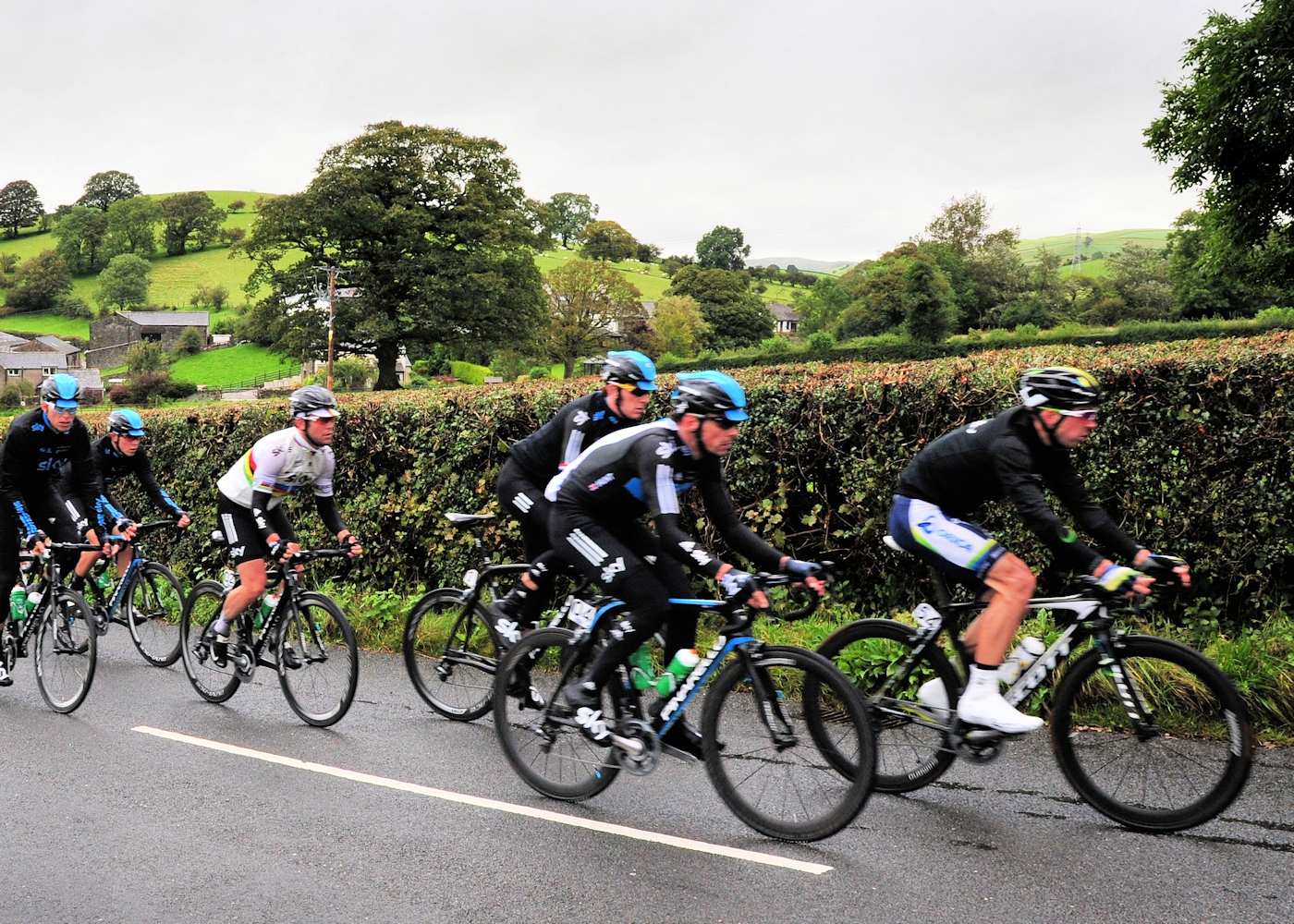 Cycle Sport-ToB, near Kirkby  Lonsdale 2