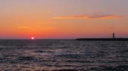 donaghadee sunrise