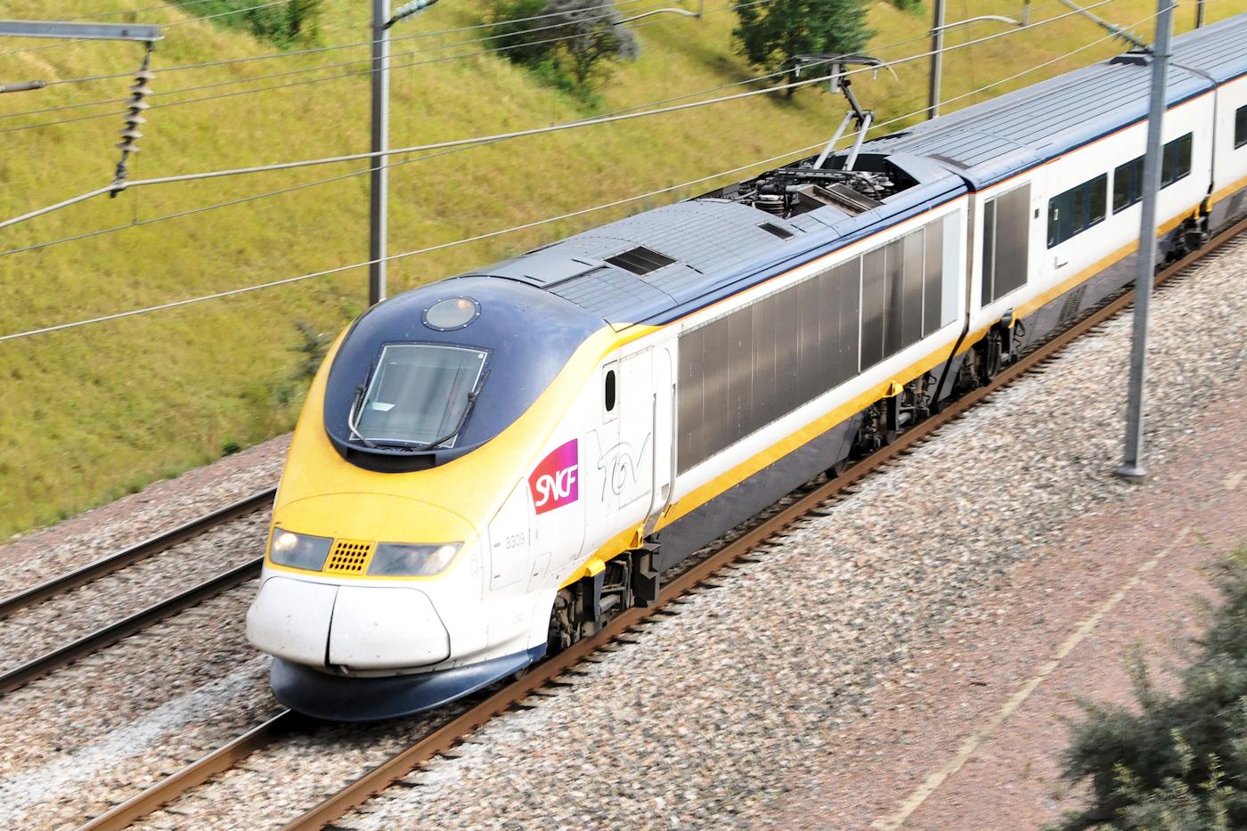F-SNCF Paris to Lille-Aug08-11