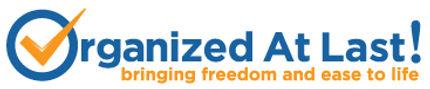 OrganizedAtLast! LLC Philadelphia PA logo