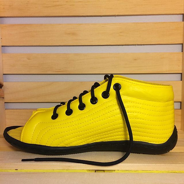 Magic Sky  Color - yellow  Size - 8,5