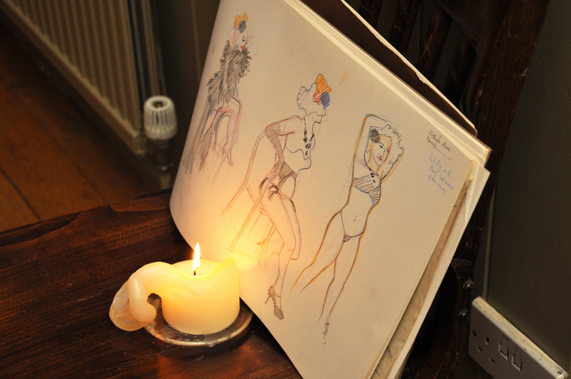 Art by Candle Light