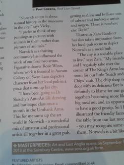 Norwich Magazine
