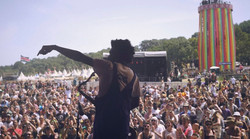 Steamdown at herenow festival
