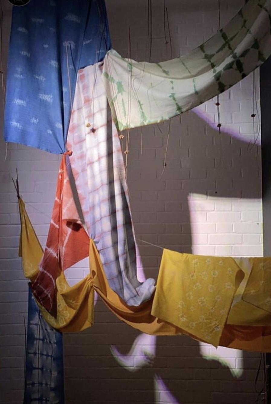 Fabric Installation - Ayo Ogundayo