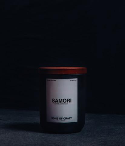 Samori Candle