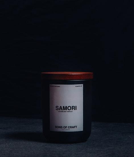Scents Of Craft - Samori