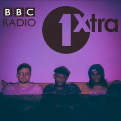 Shadeemus for BBC Radio 1Xtra