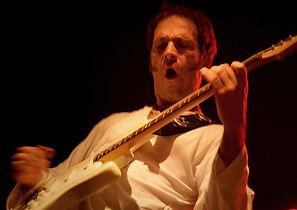 freddy kroegher, virtuose, guitariste, one man show, killer,