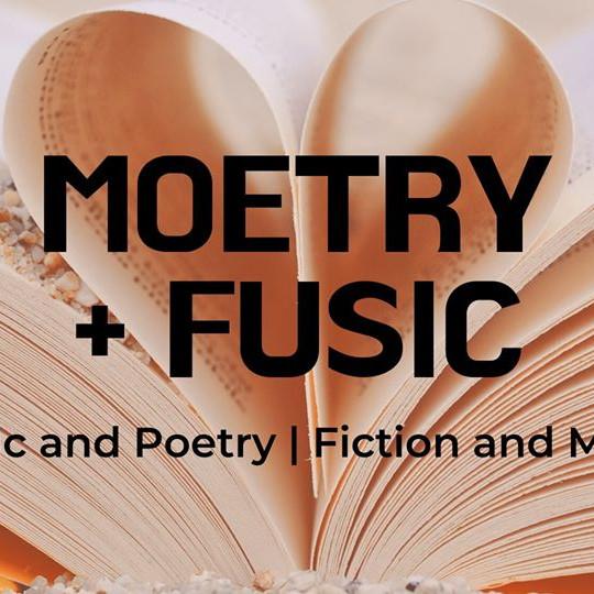 "Moetry + Fusic: Hosted by Elbonee ""SingTrece"" & Kenneth McLaurin"