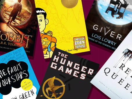 The Rise of YA and its Trends